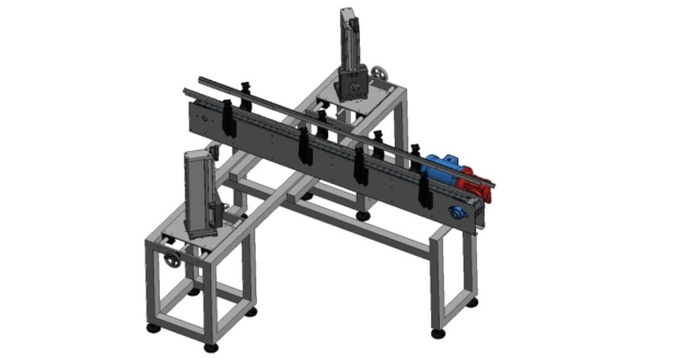 Base Front/ Back Labeling System