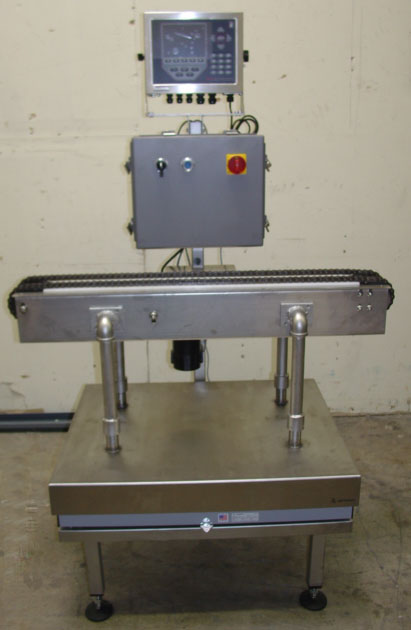 Check weigh Scale Conveyor Small Width