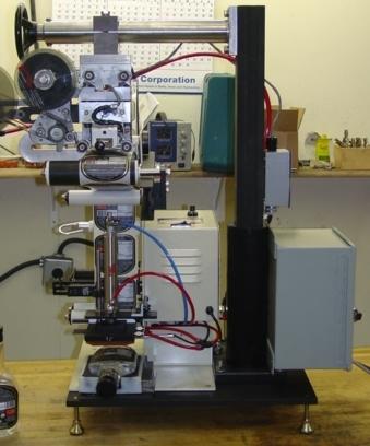 Semi Automatic Tamp Apply Labeler Machine