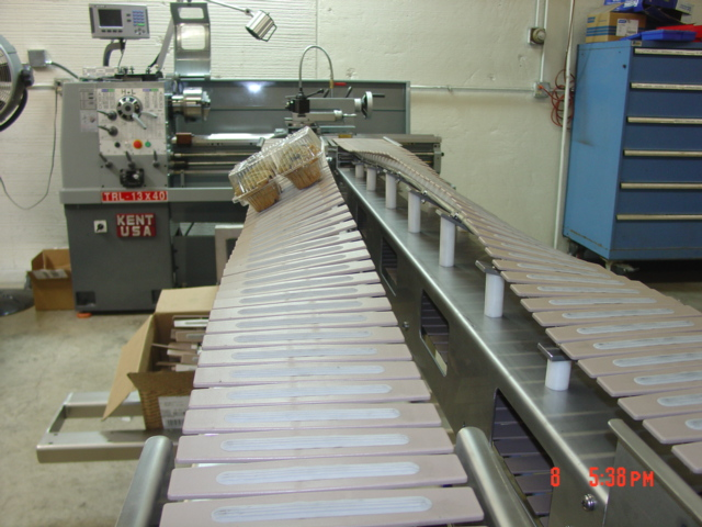 Custom Conveyors and Packaging Machinery