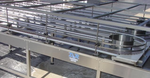 Bottle Accumulation Conveyor