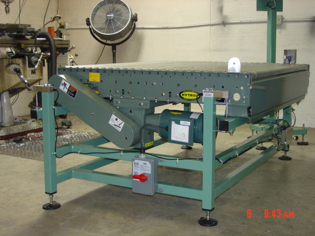 Pallet Check weigh Scale Conveyor