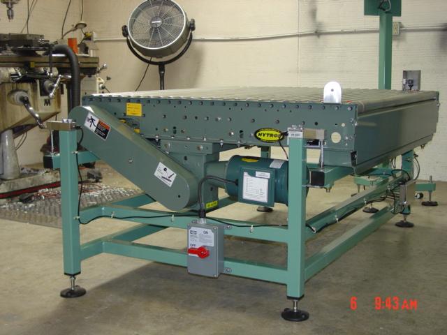 Pallet Check weigh Scale Conveyor