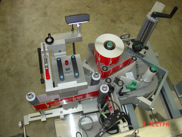 Thermal Transfer Imprinter Labeling Machine