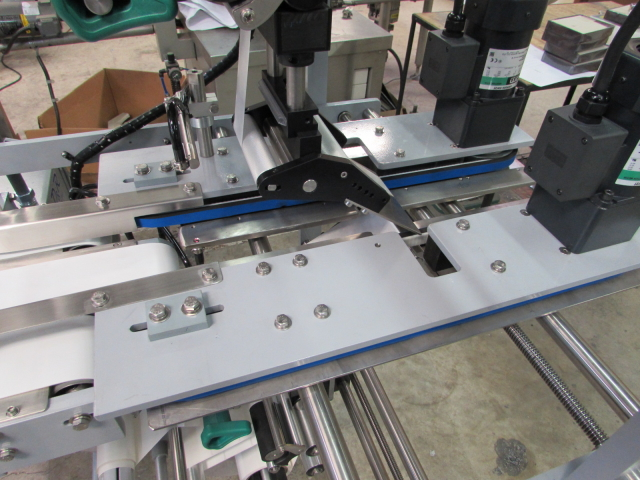 Top Bottom Apply Labeling System