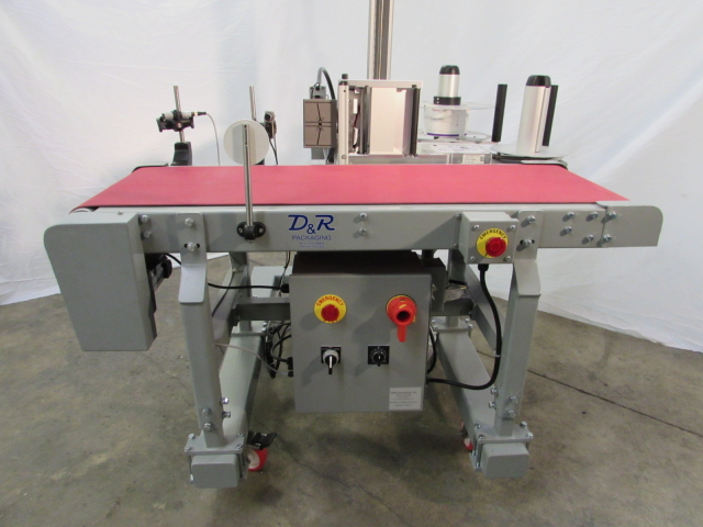 Portable Print Apply Labeling System Barcode Verification