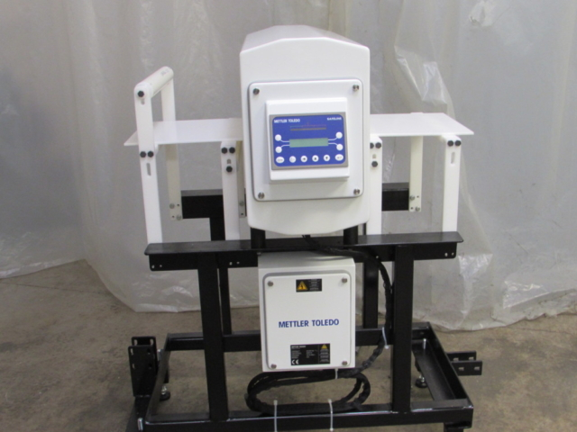 Metal Detector Custom Frame Inspection Station