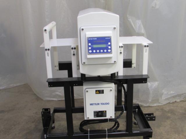 Metal detector frame custom integration packaging machinery