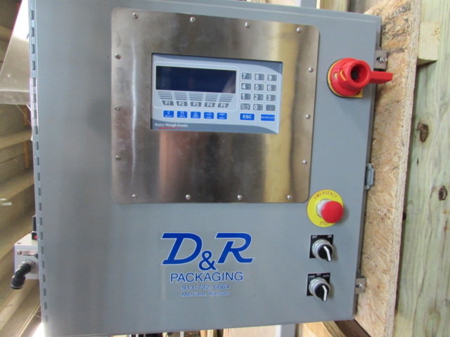 Checkweigh Scale Electrical Panel