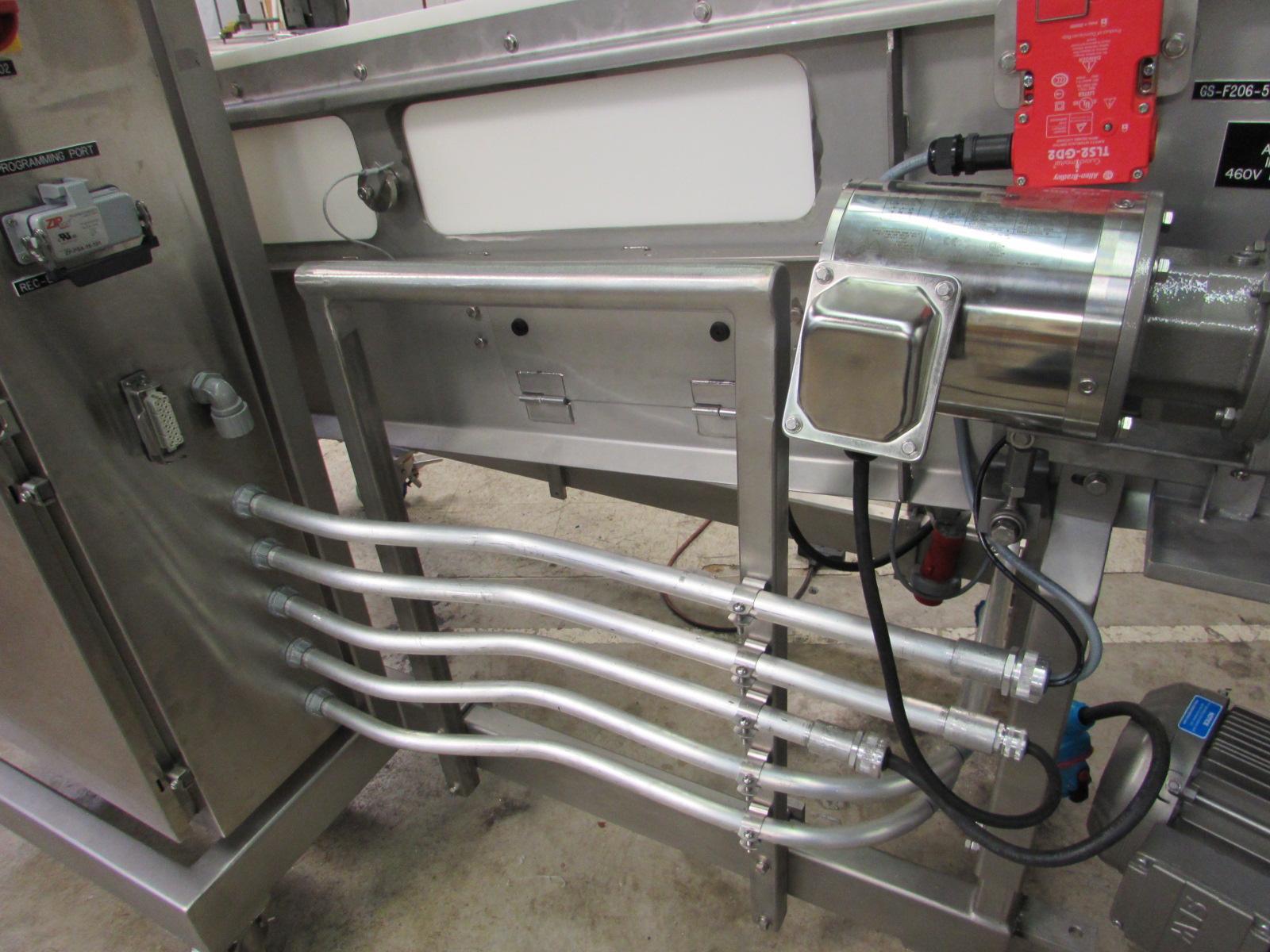 Wash Down Conveyor Packaging Machine