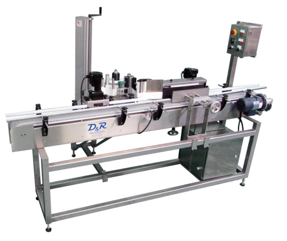 Automated Labeling System Packaging Machinery